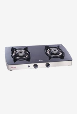 Glen Alda CTA 122 GT 2 Burner Gas Stove (Black)