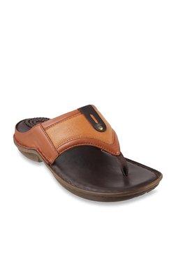 5292ea4bedc Bio-Foot by Metro Tan Thong Sandals