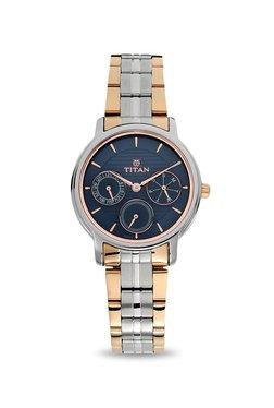 153e7c4d82b Titan 2589KM02 Neo - III Analog Watch for Women