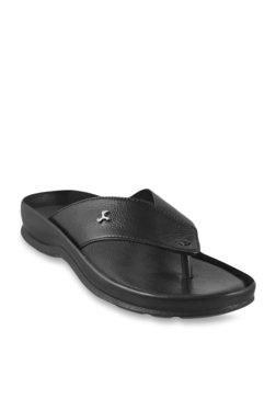 955f5d1095f39 Mochi Black Thong Sandals