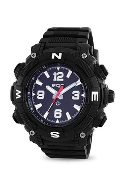 Maxima E-41107PPGN Ego Analog Watch for Men image