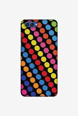 Amzer Funky Dot Stripes Designer Case For Honor View 10