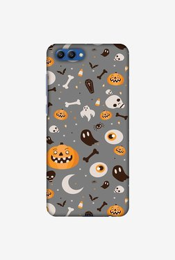 Amzer Freaky Grey Halloween Designer Case For Honor View 10