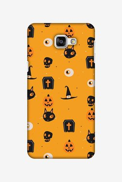 Amzer Spooky Collage Halloween Designer Case For Samsung Galaxy A9/A9 Pro