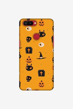 Amzer Spooky Collage Halloween Designer Case For Oppo R11s
