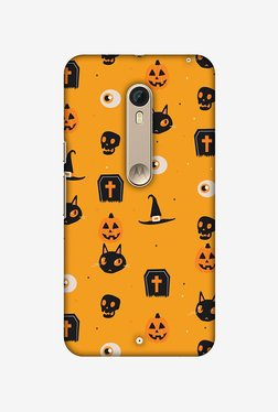 Amzer Spooky Collage Halloween Designer Case For Moto X Style/X Pure Edition