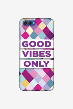 Amzer Good Vibes Only Designer Case For Honor View 10