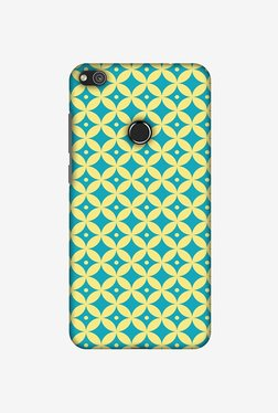 Amzer Overlapped Circles 2 Designer Case For Huawei P8 Lite 2017