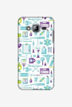 Amzer Doctor Pattern 1 Designer Case For Samsung Galaxy J2