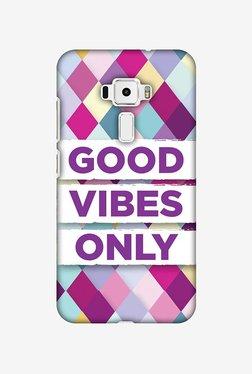 Amzer Good Vibes Only Designer Case For Asus ZenFone 3