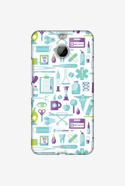 Amzer Doctor Pattern 1 Designer Case For HTC Bolt/10 Evo