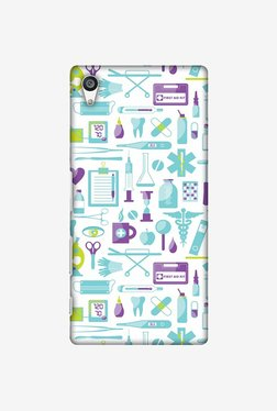 Amzer Doctor Pattern 1 Designer Case For Sony Xperia Z5