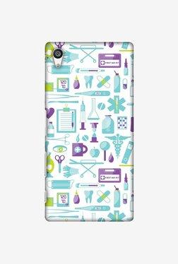 Amzer Doctor Pattern 1 Designer Case For Sony Xperia Z5
