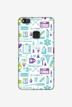 Amzer Doctor Pattern 1 Designer Case For Huawei P10 Lite