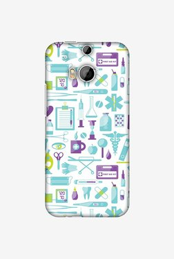 Amzer Doctor Pattern 1 Designer Case For HTC One M8/M8 EYE/M8s