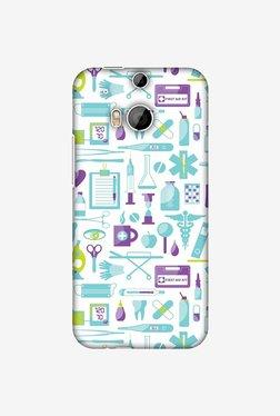 Amzer Doctor Pattern 1 Designer Case For HTC One M8/M8 EYE/M8s