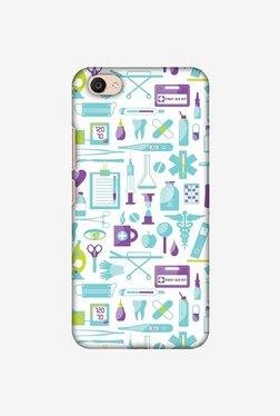 Amzer Doctor Pattern 1 Designer Case For Vivo V5 Plus