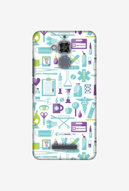 Amzer Doctor Pattern 1 Designer Case For Asus ZenFone 3 Max