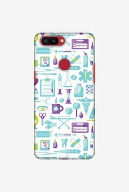 Amzer Doctor Pattern 1 Designer Case For Oppo R11s