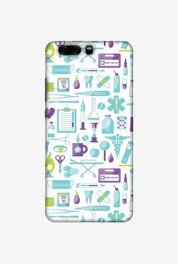 Amzer Doctor Pattern 1 Designer Case For Huawei P10 Plus