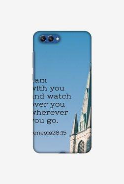 Amzer Bible Wisdom 4 Designer Case For Honor View 10