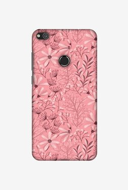 Amzer Pretty Flowers 3 Designer Case For Huawei P8 Lite 2017