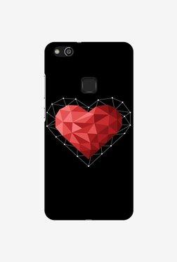 Amzer Geometric Heart Designer Case For Huawei P10 Lite