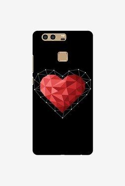 Amzer Geometric Heart Designer Case For Huawei P9