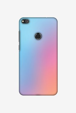 Amzer Blue Gradient Designer Case For Huawei P8 Lite 2017