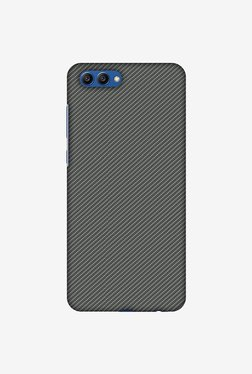 Amzer Neutral Grey Texture Designer Case For Honor View 10