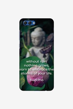 Amzer Buddha Quotes 4 Designer Case For Honor View 10