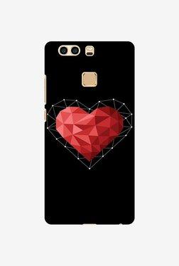 Amzer Geometric Heart Designer Case For Huawei P9 Plus