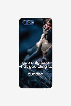 Amzer Buddha Quotes 3 Designer Case For Honor View 10