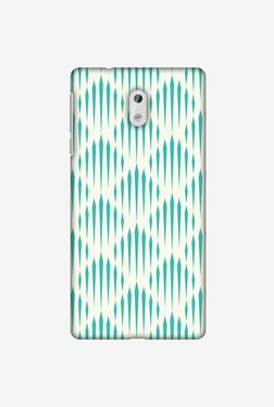 Amzer Stripes 1 Designer Case for Nokia 3