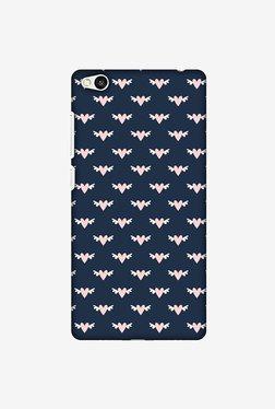 Amzer Flying Hearts Pattern Designer Case For Redmi 3
