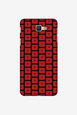 Amzer Small Hearts Pattern Designer Case For Samsung Galaxy On5 2016/J5 Prime