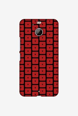 Amzer Small Hearts Pattern Designer Case For HTC Bolt/10 Evo