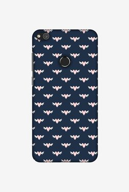 Amzer Flying Hearts Pattern Designer Case For Huawei P8 Lite 2017