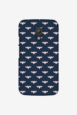 Amzer Flying Hearts Pattern Designer Case For Moto G2