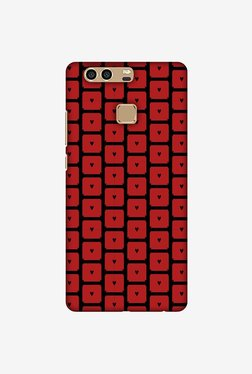 Amzer Small Hearts Pattern Designer Case For Huawei P9