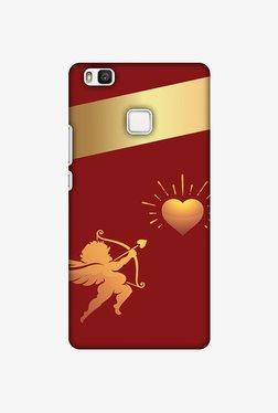 Amzer Angel Heart Designer Case For Huawei P9 Lite