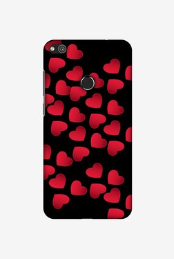 Amzer Floating Hearts Designer Case For Huawei P8 Lite 2017