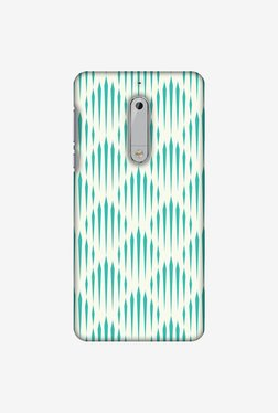 Amzer Stripes 1 Designer Case for Nokia 5