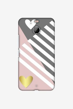 Amzer Geometric Shapes & Hearts Designer Case For HTC Bolt/10 Evo