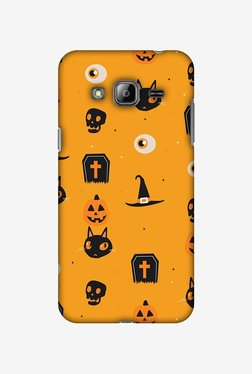 Amzer Spooky Collage Halloween Designer Case For Samsung Galaxy J2