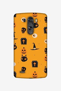 Amzer Spooky Collage Halloween Designer Case For LG G4