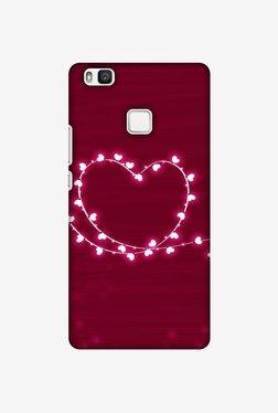 Amzer Heart Lights Designer Case For Huawei P9 Lite