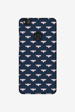 Amzer Flying Hearts Pattern Designer Case For Huawei P10 Lite