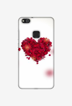Amzer Rose Heart Designer Case For Huawei P10 Lite