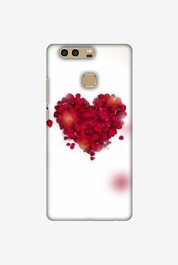 Amzer Rose Heart Designer Case For Huawei P9